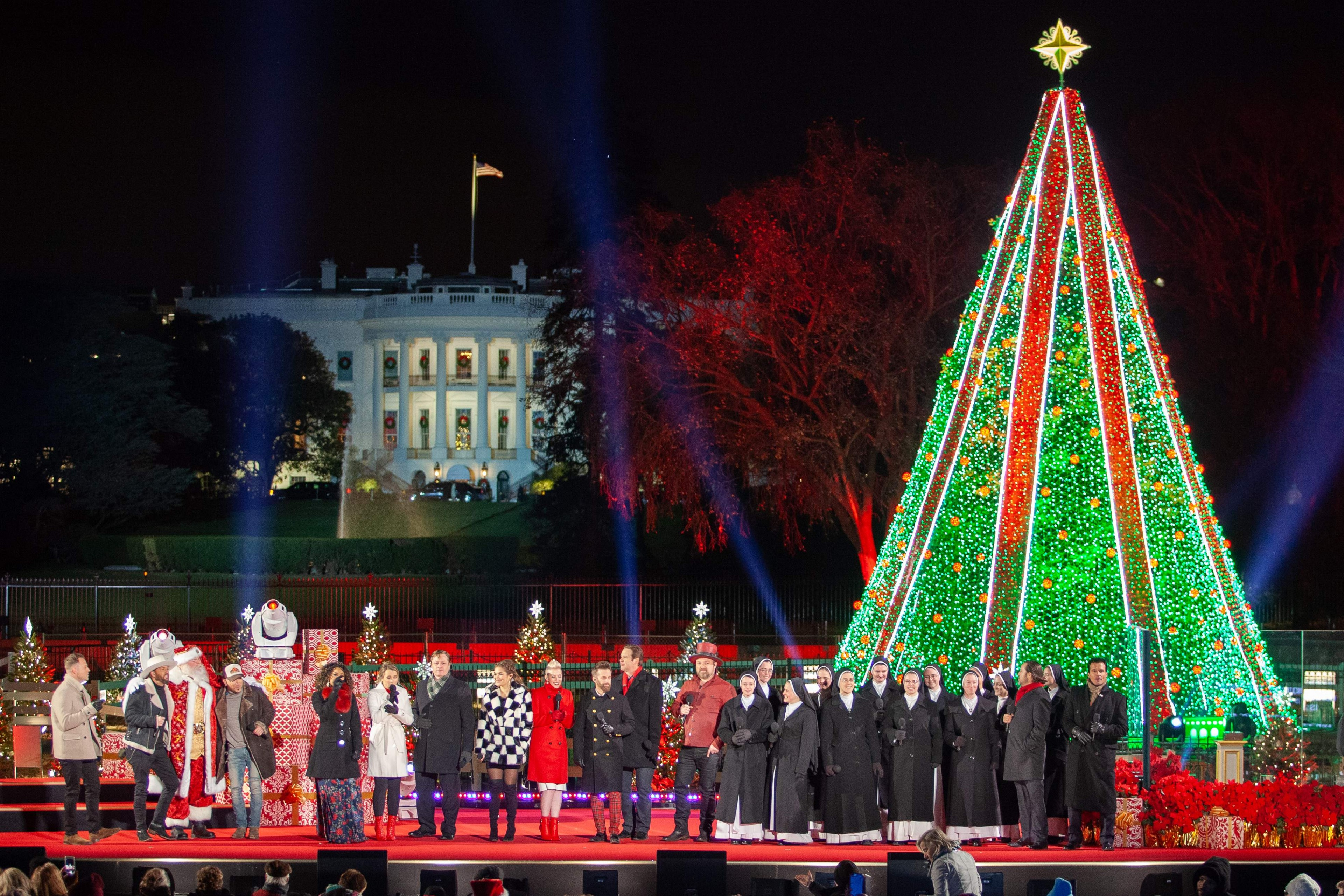96th Annual National Christmas Tree Lighting | U.S. Department of the Interior