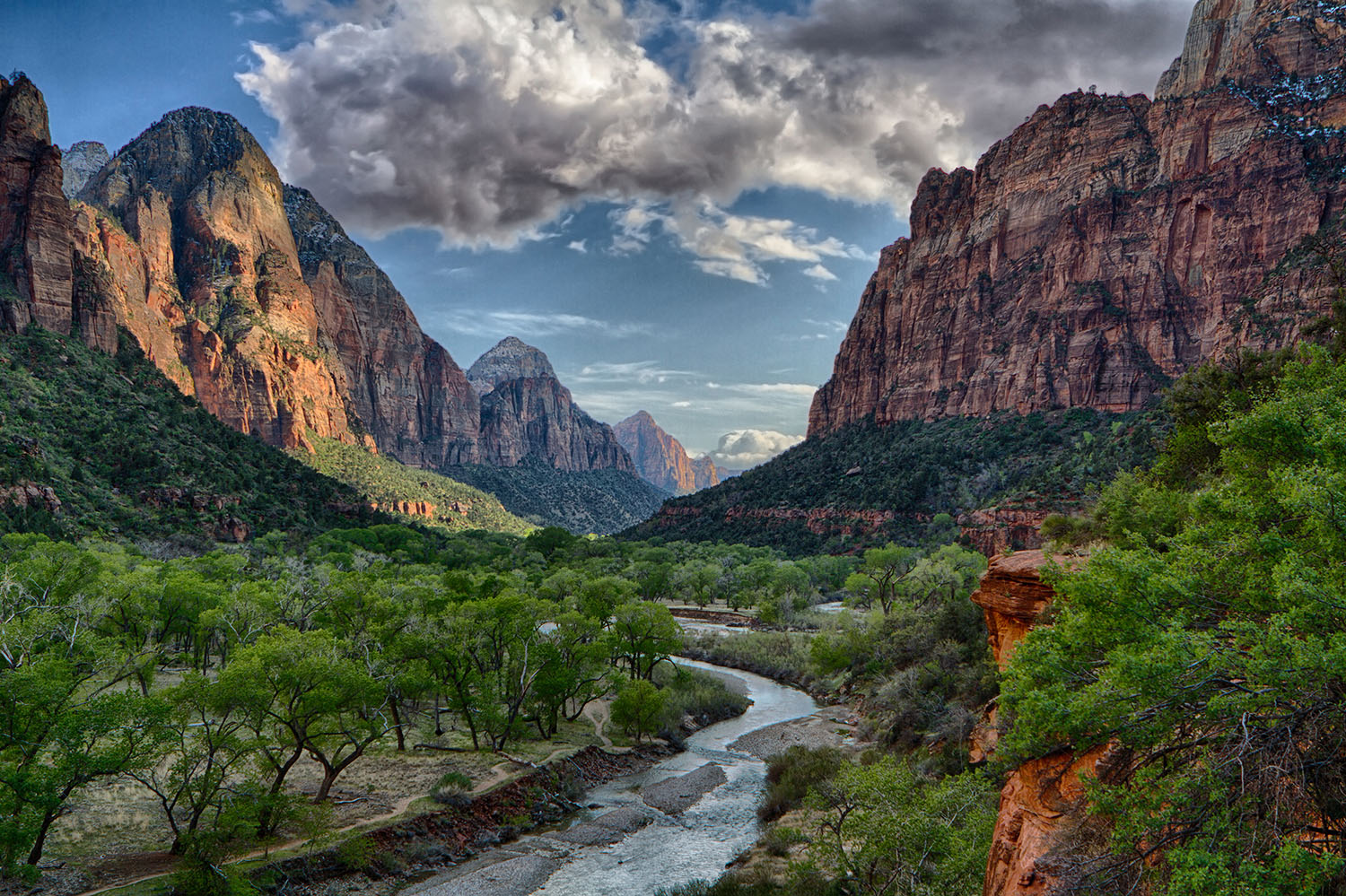 8 Things You Didnt Know About Zion National Park Us Department