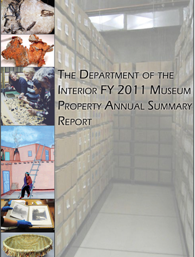 Department of the Interior Museum Property Management Summary Report, FY 2011