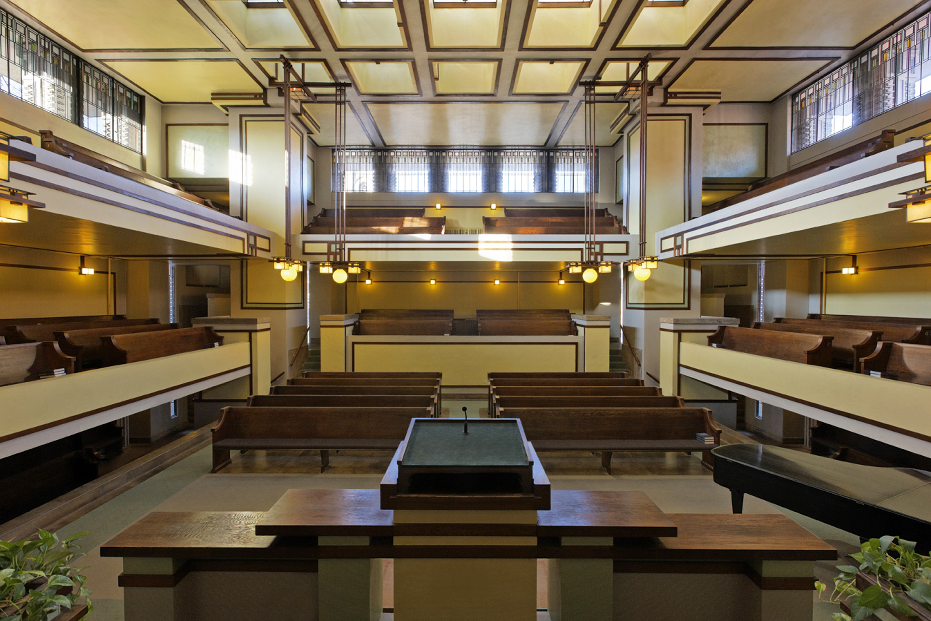 10 Buildings By Frank Lloyd Wright Nominated To The World Heritage