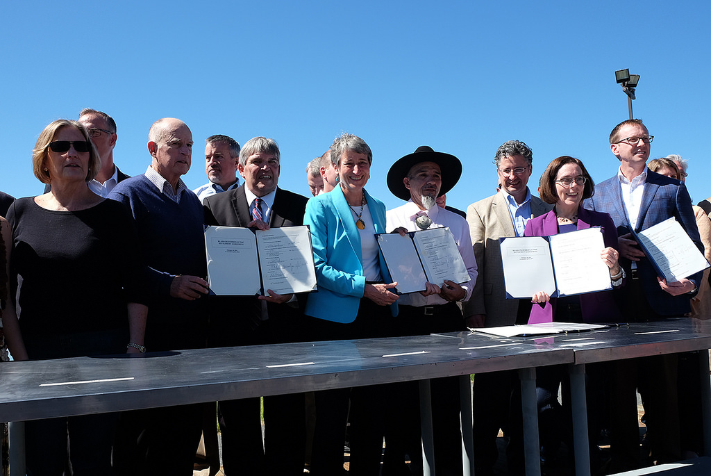 Two New Klamath Basin Agreements Carve Out Path For Dam Removal And