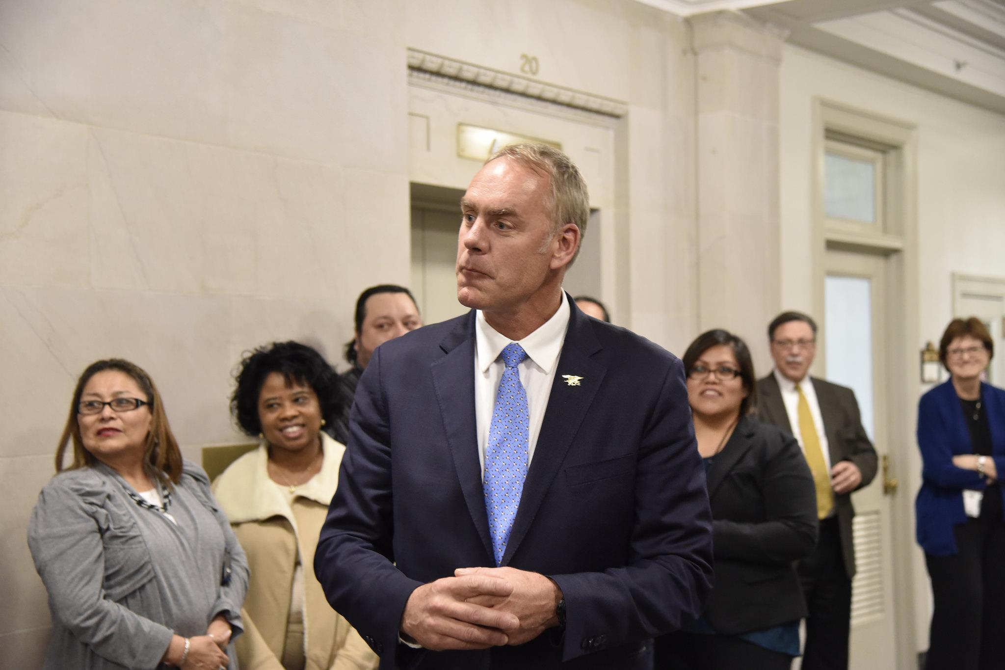 Interior Announces 19 New Hires U S Department Of The