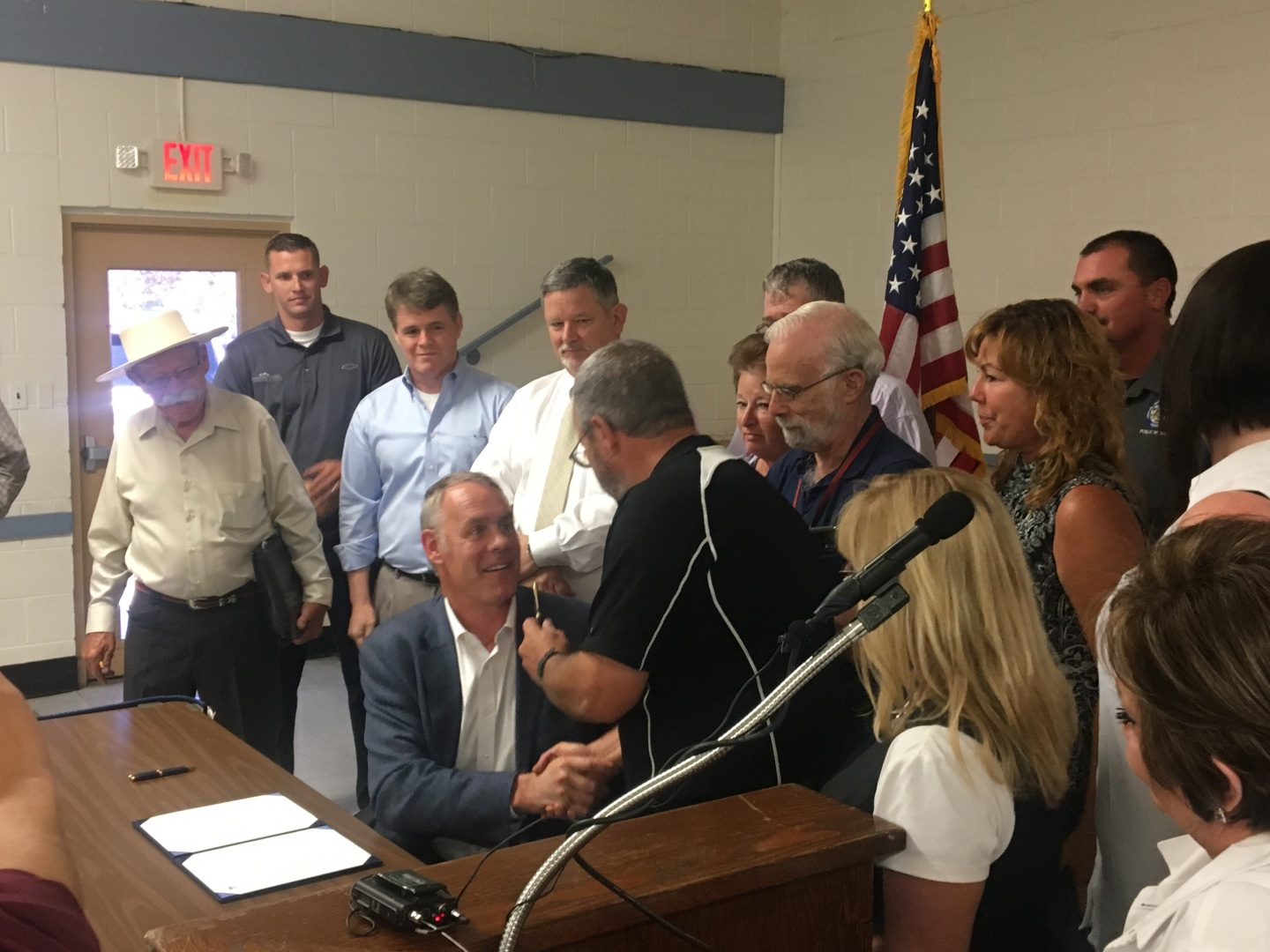 Secretary zinke senators and local officials announce rural communities to receive record 465 for Who is the secretary of the interior department