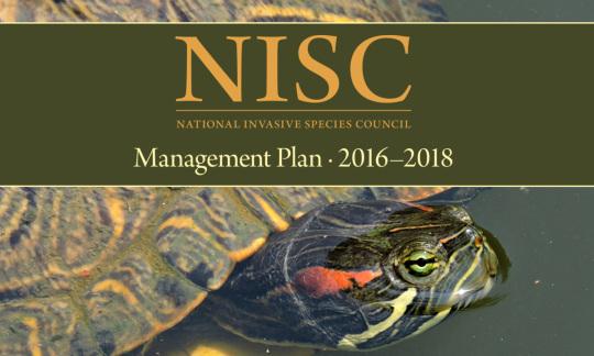 2016-2018 NISC Management Plan
