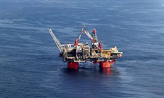 Offshore Oil Rig c.Photo credit: BOEM