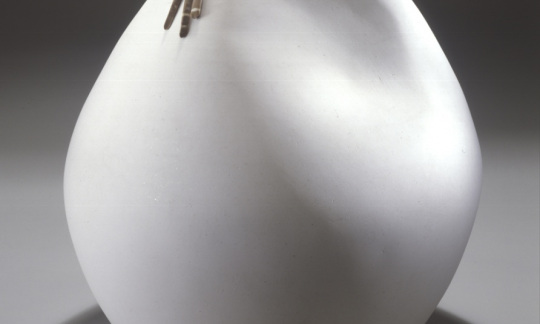 """Vase,"" Jacquie Stevens, Winnebago, IACB Collection"