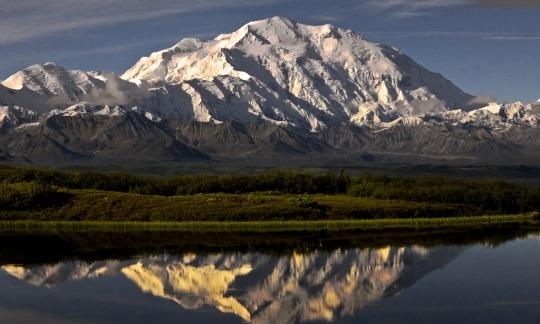 Denali in Alaska