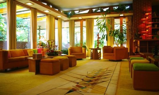 Samara interior
