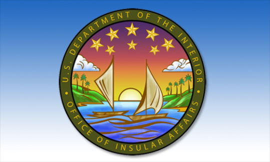 Official Seal of the Office of Insular Affairs
