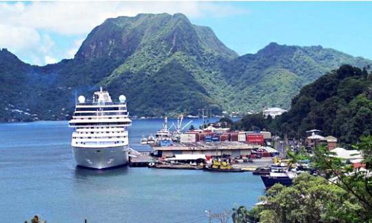 American Samoa Port