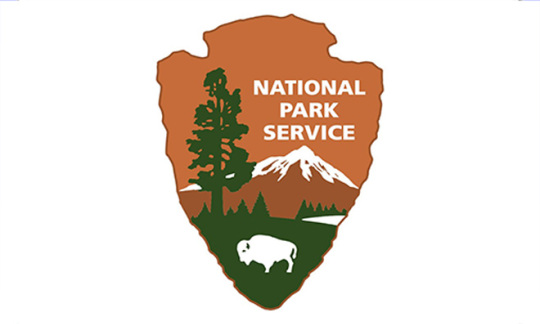Official seal of National Park Service