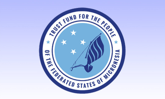 Official Seal of the Federated States of Micronesia Trust Fund