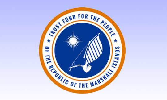 Official Seal of the Republic of the Marshall Islands Trust Fund