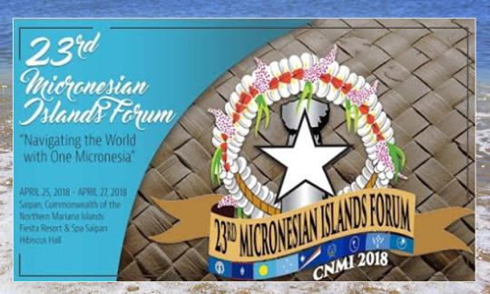 Micronesia Island's Forum