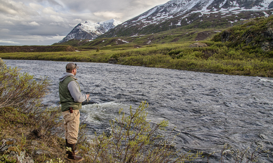 New 5 year report shows 101 6 million americans for Hunting and fishing forecast