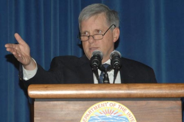 Deputy Secretary David J. Hayes