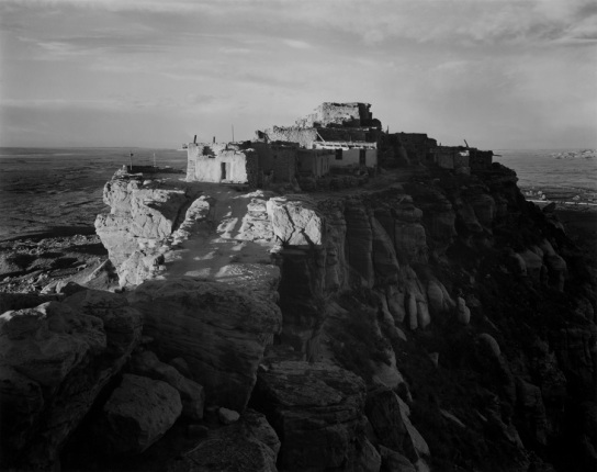 Walpi, Arizona Arizona, 1941 Ansel Adams National Archives no. 79-AAS-1