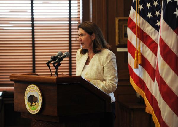 U.S. Representative Ann Kirkpatrick
