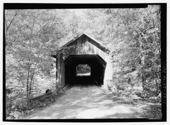 Brown Bridge North portal