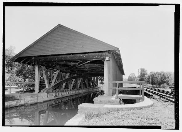 Duck Creek Aqueduct