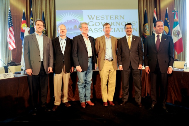 The Western Governors