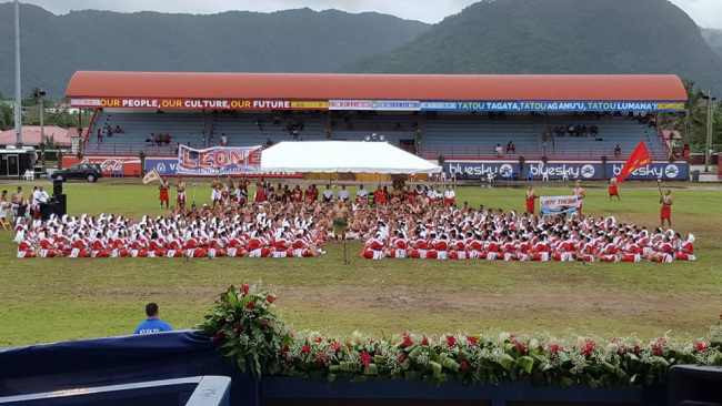 116th American Samoa Flag Day Observance  US Department of the