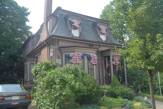 Pinkham House