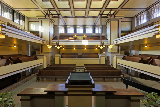 10 Buildings By Frank Lloyd Wright Nominated To The World
