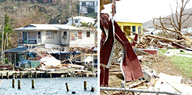 More destroyed homes in USVI