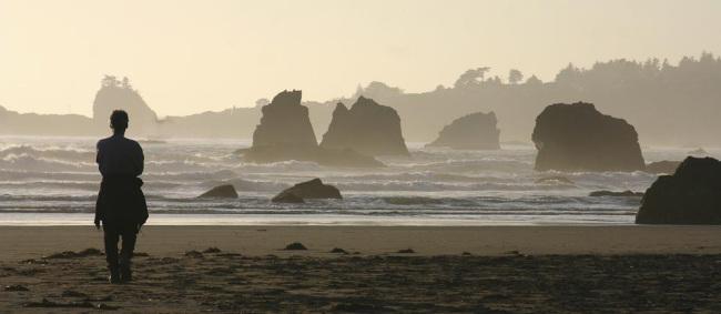 Trinidad Beach in Oregon