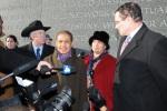 Secretary Salazar, Administrator Jackson, Mayor Gray and Congresswoman Norton speak to reporters.