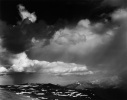 In Rocky Mountain National Park Colorado Ansel Adams National Archives no. 79-AAM-4
