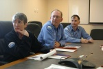 Secretary Jewell in conference room
