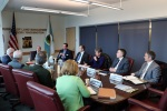 Secretary Jewell attends meeting