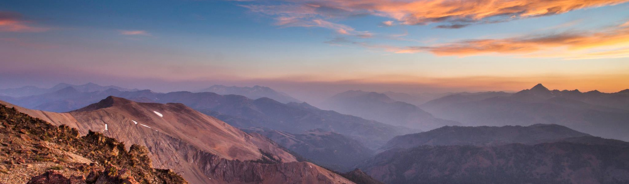 Jim McClure Jerry Peak Wilderness in Idaho