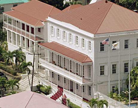 Gov Building - Governmental Institutions