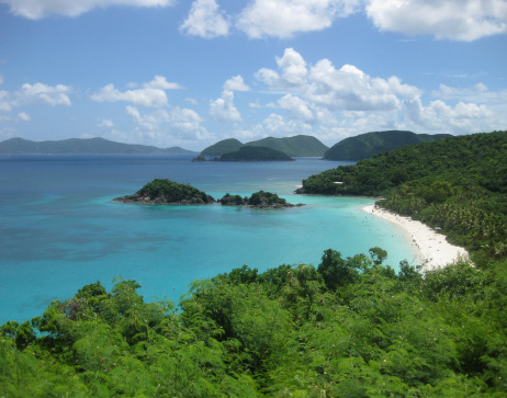 Virgin Islands Trunk Bay