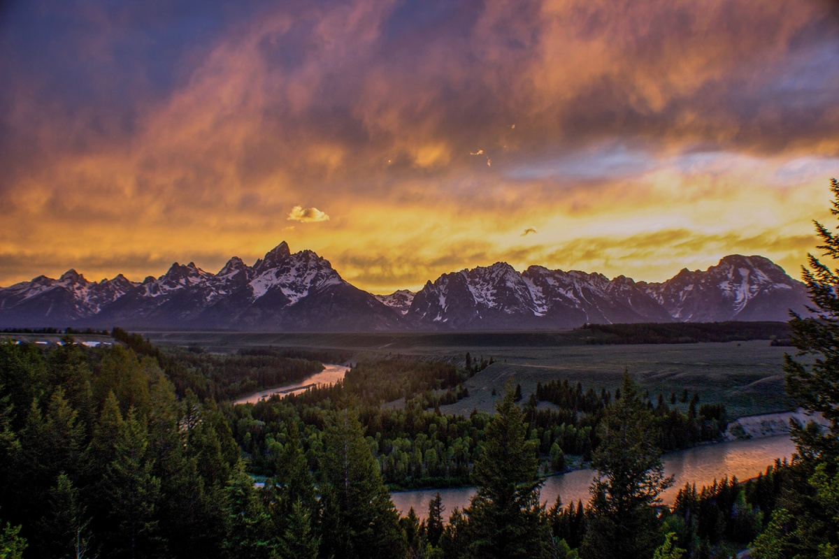 A Summer at Grand Teton National Park | U.S. Department of the Interior