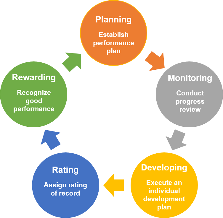 Image result for performance management process