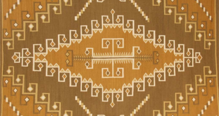 Navajo Rug, Southwest Regional Office (Bureau of Indian Affairs)