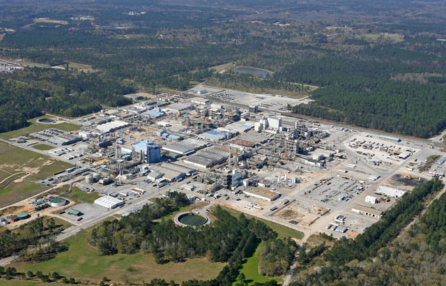 Ciba-Geigy McIntosh Plant site, near McIntosh, Washington County, Alabama